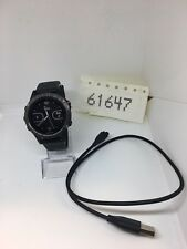 Garmin Fenix 5 Multisport GPS Fitness Watch Black Free Shipping