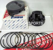 SB Chevy 383 Mahle Dish Pistons 3.750 x 6.000 x 4.060 SBC125060I16