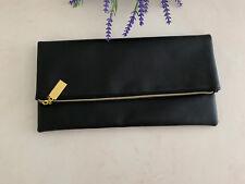 Estee Lauder Faux Leather Cosmetic Makeup Hand Bag Clutch Pouch
