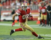 George Kittle San Francisco 49ers UNSIGNED 8X10 Photo