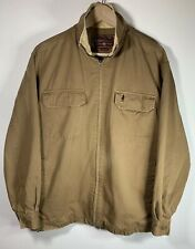Marlboro Classics Heavy Canvas Cowboy Jacket Corduroy Collar (43 - Large)