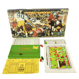 Bowl Bound Sports Illustrated 1973 NCAA College Football Game + Paydirt & Pro