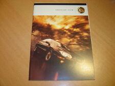 CATALOGUE Chrysler 300 M de juin 1998