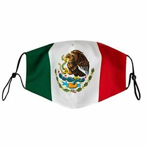 International Tie Mexico Face Covering