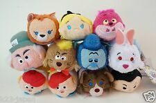 Now On Sale June 26 Disney Store JAPAN TSUM TSUM Alice in Wonderland 11 Set