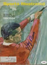 GAY BREWER SIGNED 8/7/67 SPORTS ILLUSTRATED JSA COA