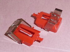 Two Stylus for Alba 5200, Derens 40750, Bright Ideas, Goldstar Turntable, Record