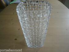 Nachtmann Vase Crystal Basket Neu