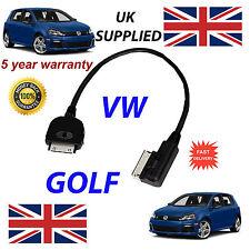Original Vw Golf AMI MMI 00051446l Iphone Ipod En Auto Cable De Reemplazo