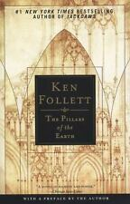 The Pillars of the Earth by Ken Follett (2002, Paperback)