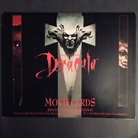 DRACULA MOVIE CARDS - 8 cards 11 x14 in. - 1992 GARY OLDMAN, WINONA RYDER