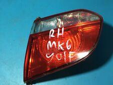 Volkswagen Golf MK6 5K0945094J Rear Right Hand Brake Taillight Assembly