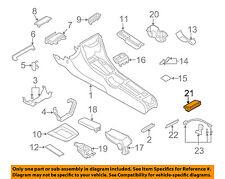 AUDI OEM 03-09 A4 Quattro-Ash Tray 8E0857961P1NK