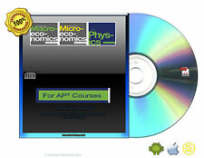 Principles of Micro-Macroeconomics College physics for AP Courses 3 eBooks CDROM