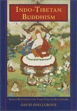 Indo-Tibetan Buddhism - David Snellgrove - Shambala - Free S&H