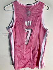 Adidas Women's NBA Jersey Portland Trailblazers Brandon Roy Pink sz 2X