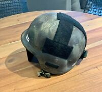 Level IIIA PASGT helmet with modern 4-point suspension system