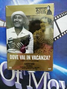 DOVE VAI IN VACANZA? * Alberto Sordi DVD n°29
