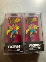 FiGPiN -Marvel's X-Men CHASE Set Jubilee 435 and 436 - 1st edition - Hard Case