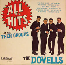The Dovells / All the Hits of the Teen Groups vinyl lp Mono1962 Parkway Records