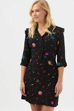 Sugarhill Brighton Cyber Tunic Dress Planets Stars Space BNWT size 10 Was £66.99