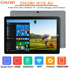"CHUWI Hi10 Air 10.1 ""2in1 Tablette Windows 10 Quad Core WIFI 4+64G Schnellladung"