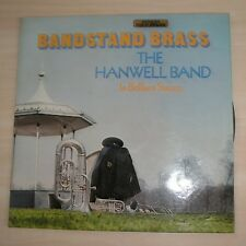 THE HANWELL BAND - Bandstand Brass (Vinyl Album)