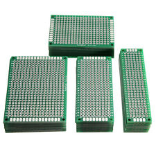40pcs 4 Size Double Sided Prototype Circuit Tinned Universal Prototype PCB Board