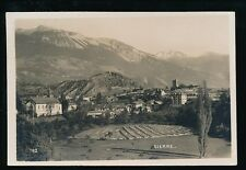 Switzerland SIERRE General view Used 1933 RP PPC