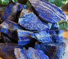 Lapis Lazuli Gemstones Minerals Specimen Cabbing Rough Lapidary 500g Afghanistan