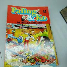 DUTCH COMIC BOOK: PALING & KO DE BUILENVANGERS NO. 44 (b17)
