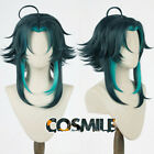 Genshin Impact Yasha Yaksha Xiao Cosplay Hair Wig Gradient Sa MQ