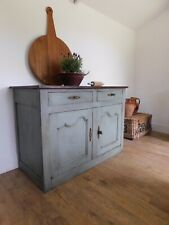 Antique french kitchen cupboard