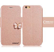Flip Case Cover Handy Tasche Schutz Hülle Etui f Apple iPhone 7 Plus 6 Galaxy