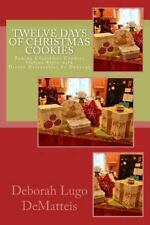 Twelve Days of Christmas Cookies : Baking Christmas Cookies Italian Style...