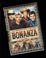 Bonanza TV Show Season 1 Vol. 1  (DVD set) NEW/ Sealed