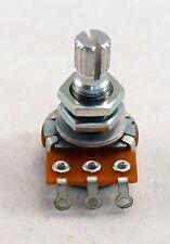 Gotoh Mini Pot - Metric shaft - 25 k ohm - For active electronics -Set of 4-