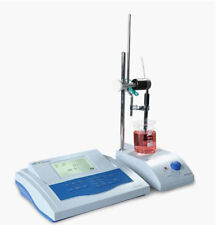 ZD-2 New Digital LCD Automatic Potential Titrator pH/Mv Meter Tester
