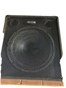 Evolution Active Subs 15 Inch PAIR