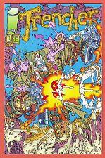 TRENCHER, Vol. 1, #1, NM,  1993, Image Comics