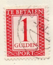 Holland 1930 Early Issue Fine Used 1G. 129804