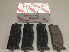 2010 2017 Camry Front Brake Pads 04465 07010 Genuine Toyota Factory