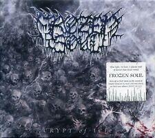 FROZEN SOUL Crypt Of Ice DIGIPAK CD