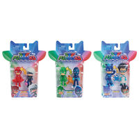 PJ Masks Light Up Figure 2 Pack Choice of Figures NEW (One Supplied)