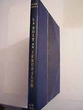 La Nuit de Jérusalem / Myriam Harry (lithographies / Drouart) TL Flammarion-1928
