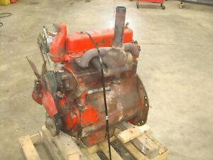 1955 Farmall 400 Tractor RUNNING Engine