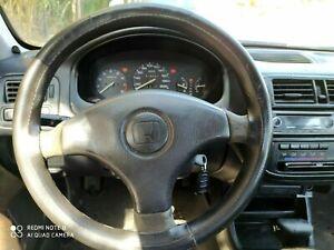 Honda Civic 96-00 Genuine BLACK Steering Wheel  OEM JDM EDM