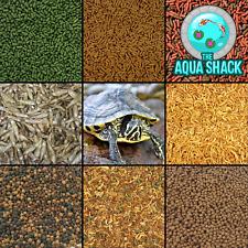 Turtle & Terrapin Cibo-Bastoncini pellet liofilizzato mix di gamberetti DIETA COMPLETA