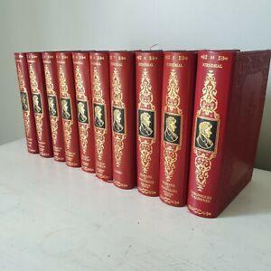 Collection Complète Stendhal Jean De Bonnot rouge et le noir La Chartreuse livre