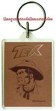 Tex l' inesorabile edizione Deluxe limitata copertina Claudio Villa Portachiavi